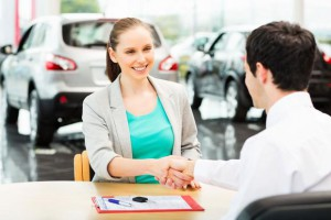 get an instant loan using your car title