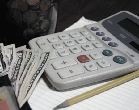 money, calculator